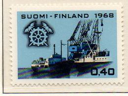PIA - FINLANDIA - 1968 : 50° Della Camera Di Commercio Finlandese  - (Yv 618) - Neufs