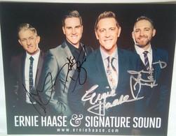 Ernie Haase   Signature Sound - Autographs