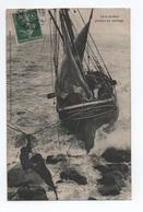 EDITEUR LES SABLES D'OLONNE (85) - LE VA ET VIENT PENDANT UN NAUFRAGE - Sables D'Olonne