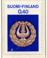 PIA - FINLANDIA - 1968 : Centenario Dell' Unione Studentesca  - (Yv 620) - Neufs