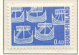 """PIA - FINLANDIA - 1969 : """"Norden"""" Giornata Dei Paesi Del Nord  - (Yv 620) - Neufs"""