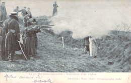 Exécution D'un Espion Fusillé Lors De La Guerre Russo-Japonaise Carte Précurseur - Altre Guerre