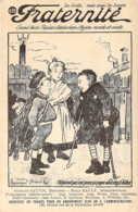 Journal Fraternité Populaire Et Antialcoolique Illustration D' Emmanuel Marcel Années 20 - Advertising
