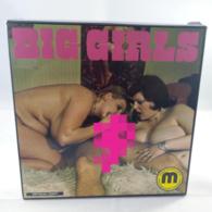 Vintage XXX Adult Super 8mm Movie -  Masterfilm 1783 Big Girls - Good Condition - Autres Collections