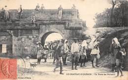 17-LE-CHATEAU-D'OLERON- LA PORTE DES PÊCHEURS - France