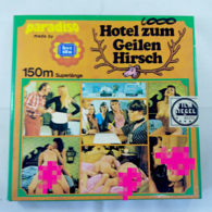 Vintage XXX Adult Super 8mm Movie - Hotel For Greedy Stag Paradiso By Love Film - Other Collections