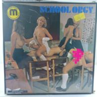 Vintage XXX Adult Super 8mm Movie - MasterFilm 1651 School Orgy Danish - Autres Collections