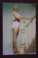 1950's Vintage Real Photo Postcard Cinema Film Actress:  Marilyn Monroe - Attori