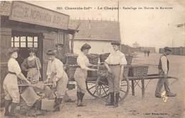 17-LE-CHAPUS- EMBALLAGE DES HUITRES DE MARENNES - France