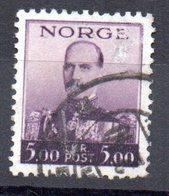 Sello Nº 186  Noruega.- - Noruega