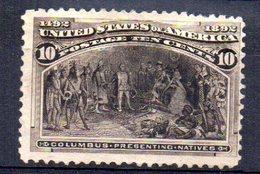 Sello Nº 88  EEUU - Unused Stamps