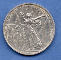 Russie --  1 Rouble 1975  -  Km # 142.1 -  état  SUP - Russie