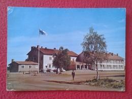 POSTAL POST CARD CARTE POSTALE FINLANDIA ? FINLAND ? SUOMI ?  SUOMEN LAPPI FINNISH LAPLAND IVALON IVALO VER FOTOS Y DESC - Finland