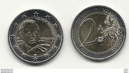 2 Euro, 2018, Helmut Schmidt, Prägestätte (J), Vz, Guterhaltene Umlaufmünze - Germany