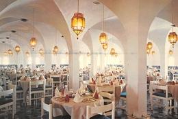 Tunisie - SKANES - Monastir - Résidence El Shems - Salle à Manger - Tunisia
