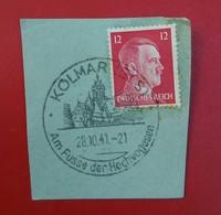 Timbre Allemand Deutsches Reich - Autres