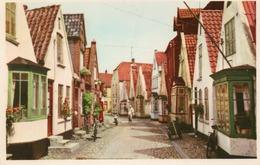 DANMARK-TONDERN-ULDGADE-NON VIAGGIATA - Denmark