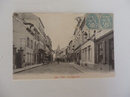 Triel, La Grande Rue. - Triel Sur Seine