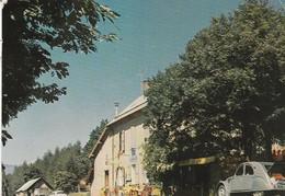 Hautes Alpes : Col Bayard : Le Refuge Du Col Bayard - Route Napoleon : Automobile - 2cv Citroen ( C.p.s.m.- M. ) - Autres Communes