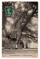 76 *  NORMANDIE * ARBRE * ALLOUVILLE-BELLEFOSSE * LE CHENE-CHAPELLE * éditions Galeries Canchoises - Trees