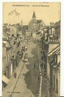 60 - CLERMONT / RUE DE LA REPUBLIQUE - Clermont
