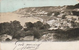***   MUMBLES  Village - Stamped TTB - Wales