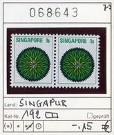 Singapur - Singapore - Michel 192 Im Paar / Pair - ** Mnh Neuf Postfris - Singapur (1959-...)