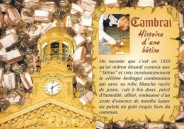 59 Cambrai Histoire D'une Bêtise (2 Scans) - Cambrai