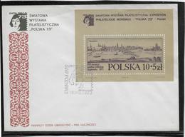 Pologne - FDC - Enveloppe - FDC