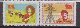 Vietnam 1982 Agricolture Food Plants Women Set MNH - Vietnam
