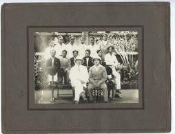 PHOTO Section Technique   ECOLE  LE MYRE De VILERS  MADAGASCAR  1929 ( Dim : 25cm /20 Cm ) - Sporten