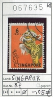 Singapur - Singapore - Michel 87 - Oo Oblit. Used Gebruikt - Singapur (1959-...)