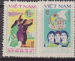 Vietnam 1982 LHPN Set MNH - Vietnam