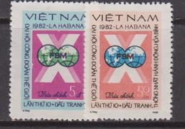 Vietnam 1982 FSM Set MNH - Vietnam