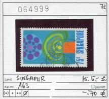 Singapur - Singapore - Michel 163 - Oo Oblit. Used Gebruikt - Singapur (1959-...)