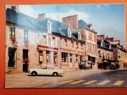 -Merdrignac-Place Du Centre-simca- - Sonstige Gemeinden
