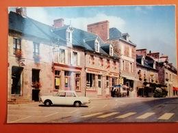 -Merdrignac-Place Du Centre-simca- - Francia