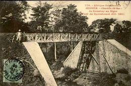 GUINÉE - Carte Postale - Chemin De Fer De Konakry - Pont De Kamakouré  - L 29730 - French Guinea