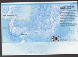 France: Coupon Réponse International  Valable Jusqu'en 2017 (PPP18354) - Andere