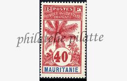 -Mauritanie   10** - Unused Stamps