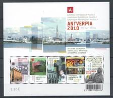BLOK 169 ANTVERPIA Postfris**2009 - Blocks & Kleinbögen 1962-....