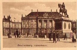 Köbenhavn - Amalienborg - Denmark