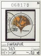 Singapur - Singapore - Michel 363 - Oo Oblit. Used Gebruikt - Singapur (1959-...)