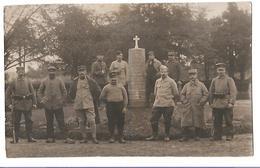 Altdamm - Prisonniers De Guerre - Monument Aux Morts 1870 71 - Leon Paillard Le Creusot - Guerre, Militaire