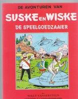 SUSKE EN WISKE : 22 - DE SPEELGOEDZAAIER - Fac Similé EO Brochée - VANDERSTEEN - Suske & Wiske