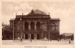 Köbenhavn - Det Kongelige Teater - Denmark