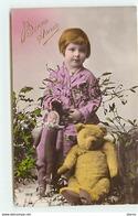 Bonne Année - Fillette - Teddy Bear - Games & Toys
