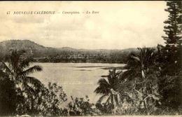 NOUVELLE CALÉDONIE - Carte Postale - Conception - La Baie - L 29744 - New Caledonia
