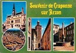 CPSM Craponne Sur Arzon               L2853 - Craponne Sur Arzon