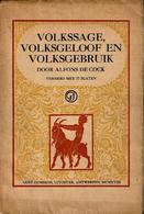 Volkssage, Volksgeloof En Volksgebruik - Books, Magazines, Comics